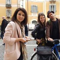 Visit the non touristic Rome