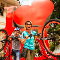 Bike with a Local in Amazing KL