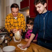 Italian Pasta Class - Family Friendly