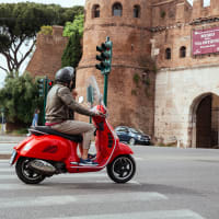 3hr Private Vespa Tour with AR Headset