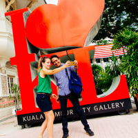 Private Cruise Layover Tour of Kuala Lumpur