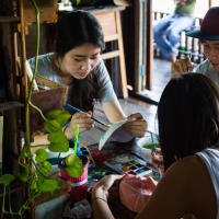Visit a Beautiful Hidden Artist Village