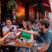 Delicious Bohemian Paris: Wine & Cheese Tour