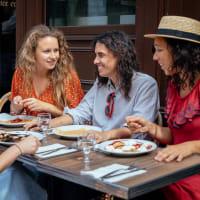 The Parisian Pastry Tasting Tour in Le Marais
