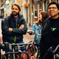 Private Bike Tour with a Local in Amsterdam