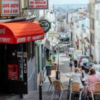 Artist's Life in Montmartre