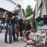Bike and Snacks through Hidden Bangkok