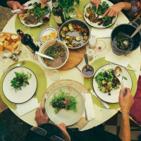 Authentic & luscious meals inspired by seasonal/fresh produce and a great ambience to boot!