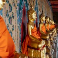 Unique Temple Tour: Wat Saket, Wat Arun & Wat Po