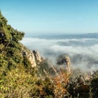 Spectacular hiking tour in Montserrat