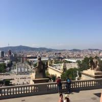 Barcelona's top 2 hills: Montjuïch and Tibidabo