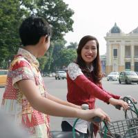 Bicycle Tour in Hanoi
