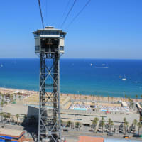 Family Friendly - Cable car, Barcelonetta and Port tour