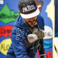 StreetArt Workshop: Express Yourself!