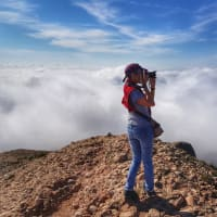 Top of Montserrat Hiking Experience