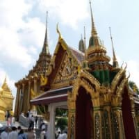 The Grand Palace, the treasures of Thai tradition