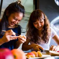 Discover Thai fruit craving:)!