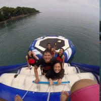 Fun and rip-roaring Philippine water sports