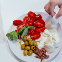 Rome's Authentic Flavors: Homemade Food with Wine