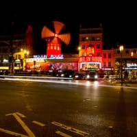 Montmartre photo walk by night