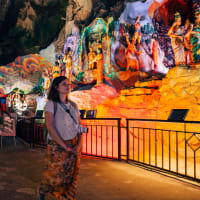 Batu Caves, Waterfalls & Hotsprings Tour