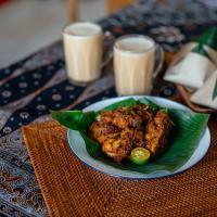 Malaysian Cooking Class & Edible Garden Tour