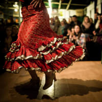 A real flamenco experience