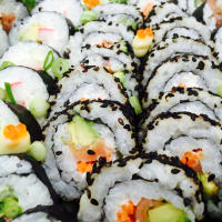 Taste the Happiness of Homemade Sushi