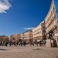 Highlights Tour & Tapas in Madrid
