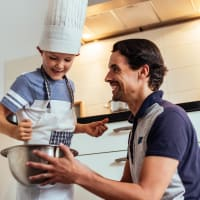 Cooking Class for kids with degustation