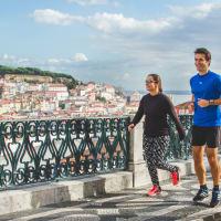 Running Lisbon
