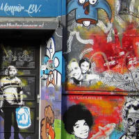 Street Art by Bike Experience