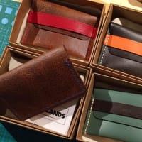 Leather-craft Workshop: DIY Card Wallet