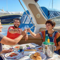 Private Boat Experience with Authentic Local Meal