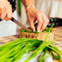 The Aromatic Flavors of Thailand Home Dinner