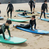 Surf the Waves in Lisbon: Family Friendly Class
