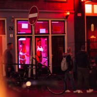 Red Light District Tour with a Local
