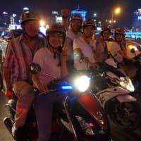 Motorbike Night Adventure in Ho Chi Minh City
