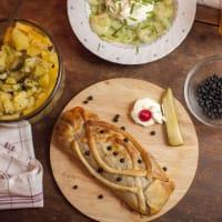 German Home Cooking at it's Best: Sauerkraut & Strudel Workshop