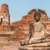 Discover ancient capital of Ayutthaya
