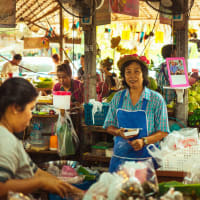 Multicultural Markets & Temples in Bangkok
