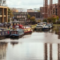 London Boat Life & Afternoon Tea