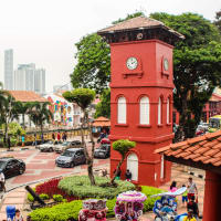 VIP Malacca Tour with River Cruise