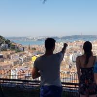 Let's Ride Vespas Around Lisbon!