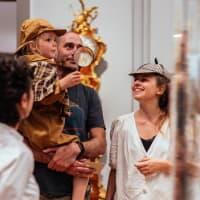 Family Fun Treasure Hunt in the Rijksmuseum