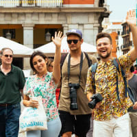 Kickstart Tour of Madrid with a Local