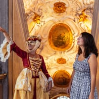 Baroque Venice: Museum & Harp Lesson Experience
