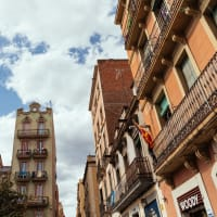 360º views of Barcelona Private Tour