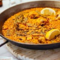 Seasonal & Organic Valencian Home Dinner
