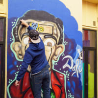 Street Art & Graffiti Workshop: Leave your Mark in Paris